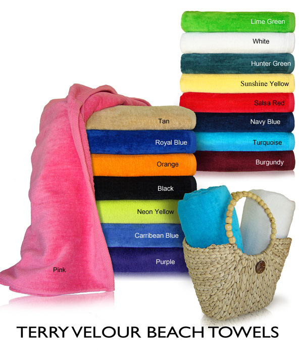 Beach Towels Wholesale Manufacturer Of Plain And Custom